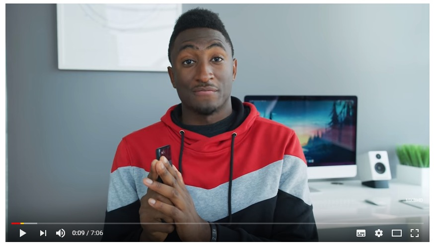 Top Android P Features MKBHD